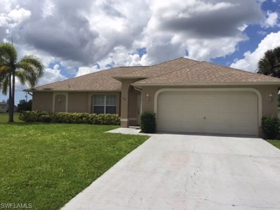 28 21st AVE, Cape Coral, FL 33991 - MLS#: 218059216