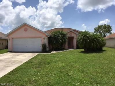 8231 Liriope LOOP, Lehigh Acres, FL 33972 - MLS#: 218059278