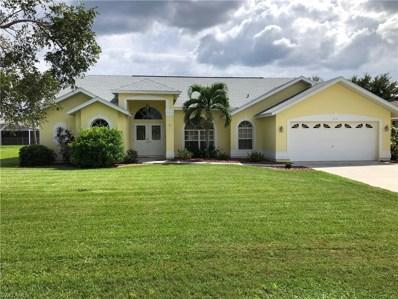 412 38th ST, Cape Coral, FL 33914 - MLS#: 218059300