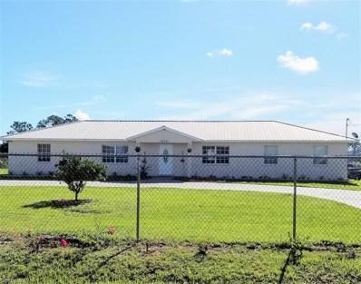 215 Jinete ST, Clewiston, FL 33935 - MLS#: 218059331