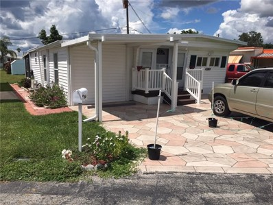 168 Lantern LN, North Fort Myers, FL 33917 - MLS#: 218059460