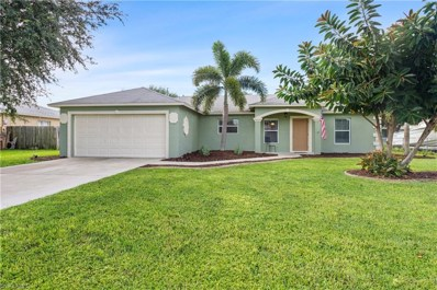 204 27th TER, Cape Coral, FL 33904 - MLS#: 218059619