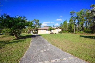 613 Grant AVE, Lehigh Acres, FL 33972 - MLS#: 218059650