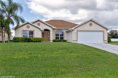 2819 Embers TER, Cape Coral, FL 33993 - #: 218059668