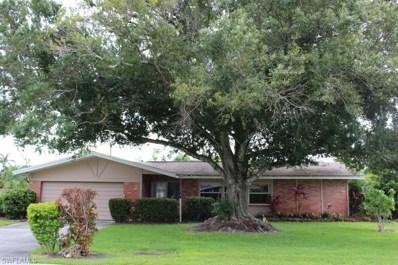 880 Entrada S DR, Fort Myers, FL 33919 - #: 218060010