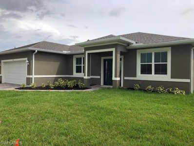 112 11th ST, Cape Coral, FL 33993 - MLS#: 218060017