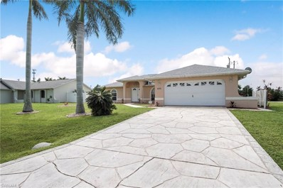 620 25th TER, Cape Coral, FL 33904 - MLS#: 218060023