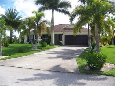 3001 Juanita PL, Cape Coral, FL 33993 - MLS#: 218060073