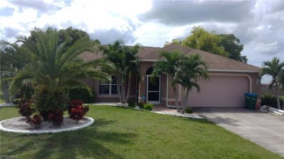 470 1st AVE, Cape Coral, FL 33909 - MLS#: 218060288