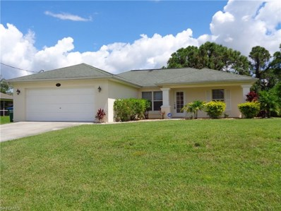 3617 17th PL, Cape Coral, FL 33909 - MLS#: 218060655
