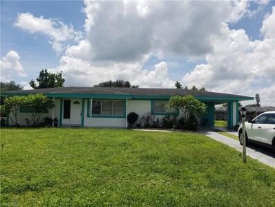 1504 Grandale ST, Lehigh Acres, FL 33936 - MLS#: 218060718