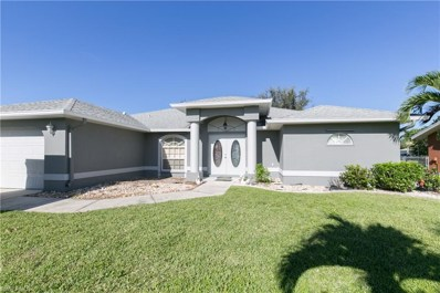 3522 4th PL, Cape Coral, FL 33904 - #: 218060782