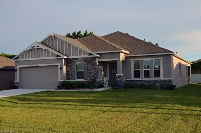 1818 26th TER, Cape Coral, FL 33914 - MLS#: 218060788