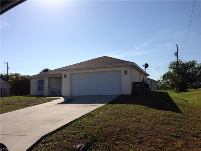 1110 6th PL, Cape Coral, FL 33909 - #: 218060904