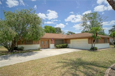 667 Astarias CIR, Fort Myers, FL 33919 - #: 218061032