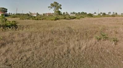 2914 62nd W ST, Lehigh Acres, FL 33971 - MLS#: 218061036