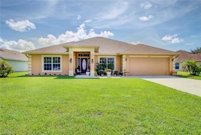 8000 Liriope LOOP, Lehigh Acres, FL 33972 - MLS#: 218061136