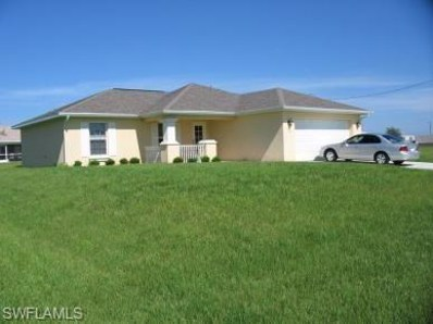 510 7th AVE, Cape Coral, FL 33909 - MLS#: 218061242