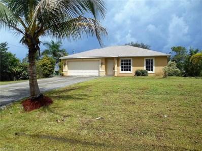 21 21st PL, Cape Coral, FL 33991 - MLS#: 218061317