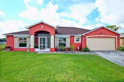4809 4th W ST, Lehigh Acres, FL 33971 - MLS#: 218061424