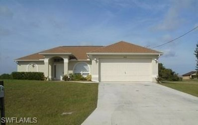 2814 4th AVE, Cape Coral, FL 33993 - MLS#: 218061545