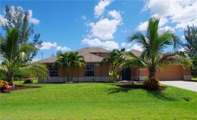 1423 17th AVE, Cape Coral, FL 33993 - MLS#: 218061656
