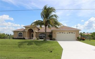 3404 1st ST, Cape Coral, FL 33993 - MLS#: 218061858