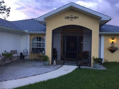 7501 Susan N AVE, Lehigh Acres, FL 33971 - MLS#: 218061904