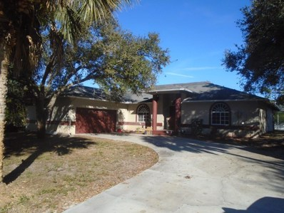 400 Lake AVE, Lehigh Acres, FL 33972 - MLS#: 218061957
