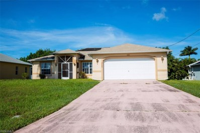 3726 19th AVE, Cape Coral, FL 33914 - MLS#: 218062007