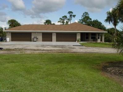 5101 Obannon RD, Fort Myers, FL 33905 - MLS#: 218062057