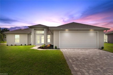 1611 Embers TER, Cape Coral, FL 33991 - #: 218062071