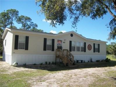 360 Appaloosa AVE, Clewiston, FL 33440 - MLS#: 218062074