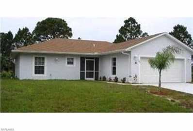 740 Oro S AVE, Lehigh Acres, FL 33974 - MLS#: 218062197