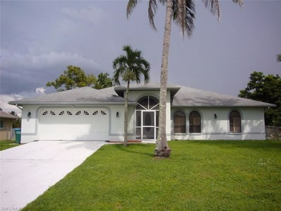 309 20th CT, Cape Coral, FL 33990 - #: 218062215