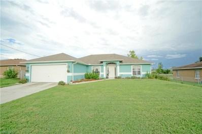 105 18th PL, Cape Coral, FL 33993 - MLS#: 218062333