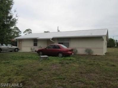 1112 Gerald AVE, Lehigh Acres, FL 33936 - #: 218062442