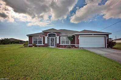 1020 9th PL, Cape Coral, FL 33993 - #: 218062452