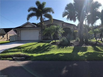 4421 26th AVE, Cape Coral, FL 33914 - MLS#: 218062487