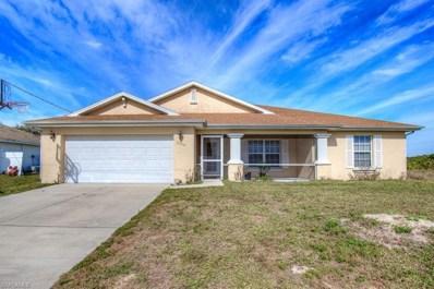 2554 25th W ST, Lehigh Acres, FL 33971 - MLS#: 218062538