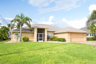 1135 16th ST, Cape Coral, FL 33990 - MLS#: 218063042