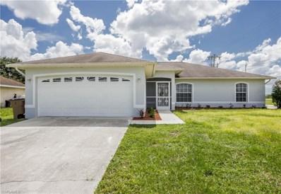 3327 13th W ST, Lehigh Acres, FL 33972 - MLS#: 218063052