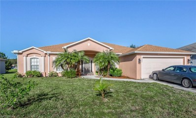 2503 Nature Pointe LOOP, Fort Myers, FL 33905 - MLS#: 218063059