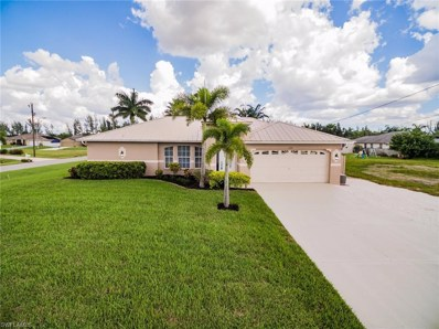 2717 18th PL, Cape Coral, FL 33914 - MLS#: 218063150