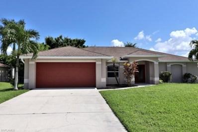 2701 22nd PL, Cape Coral, FL 33914 - MLS#: 218063534