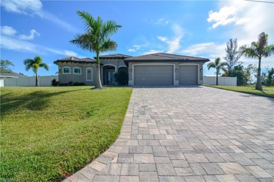 1219 20th PL, Cape Coral, FL 33993 - MLS#: 218063607