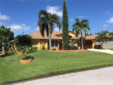 3116 19th PL, Cape Coral, FL 33914 - MLS#: 218063626