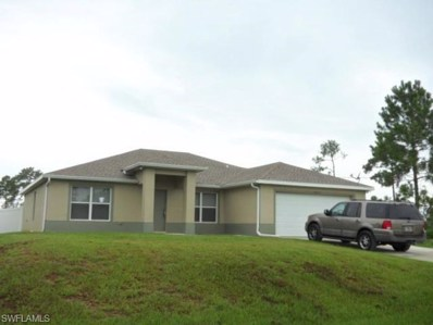 1823 Ridgemoor ST, Lehigh Acres, FL 33972 - MLS#: 218063718