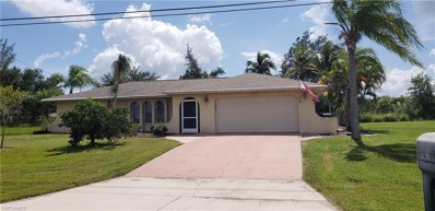 604 20th TER, Cape Coral, FL 33991 - MLS#: 218063944