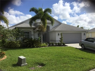 17750 Ficus CT, North Fort Myers, FL 33917 - MLS#: 218064072